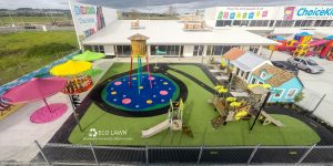 Fake Grass for Childcare Centres