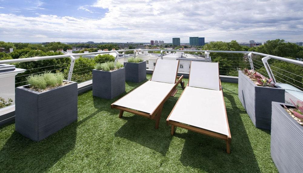 Artificial Grass Key For Apartment Living