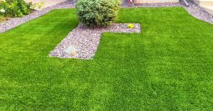 Maintain artificial turf